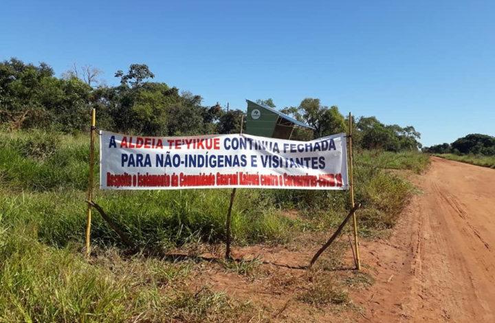 Mortes por covid-19 entre indígenas precisam virar assunto para a Corte Interamericana de Direitos Humanos