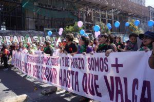 Chile, CF8M: «Denunciamos la violencia política sexual del Estado, apoyamos a la dra. Leonor Olate y a Las Tesis»