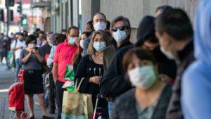 Coronavirus: il 40% dei contagi nel mondo sono d'importazione, i migranti irregolari sono il 2% del totale