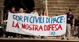 Difesa popolare nonviolenta e misure anti Covid-19