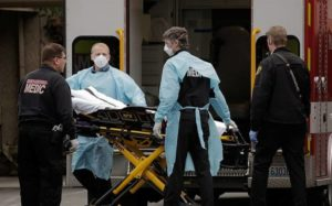 More U.S Deaths in COVID-19 Pandemic Than in World War I