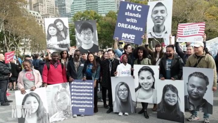 Toma y DACA en Estados Unidos: Dreamers derrotan a Trump en round electoral