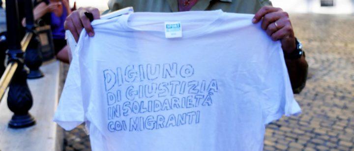 Giornata di digiuno in solidarietà con i migranti