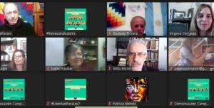 Se inició Campaña de solidaridad internacional con el pueblo boliviano y los siete asilados retenidos en la embajada de México