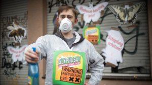 Zensurheberrecht: Glyphosat-Gutachten Donnerstag (wieder) vor Gericht!