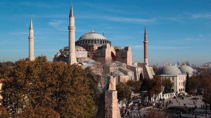 """Ecumenical Patriarch """"saddened and shaken"""" by Turkish plans to turn Istanbul's Hagia Sophia into mosque"""