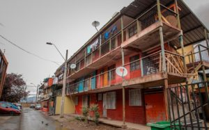 La muralla que Mañalich no conocía en Chile