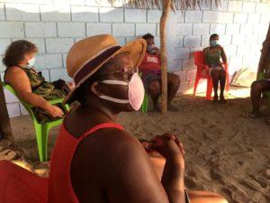Honduras:Discriminación y abandono denuncia pueblo garífuna en plena pandemia