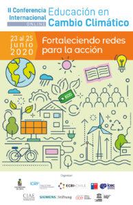 «Fortaleciendo redes para la acción»: Convoca a II Conferencia Internacional en Educación en Cambio Climático en Latinoamérica