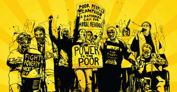 As Trump Sows Division, Poor People's Campaign Ignites 'Transformative Action' to Address Interwoven Injustices