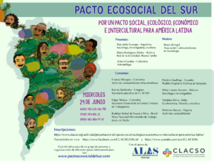 Pacto Eco Social do Sul