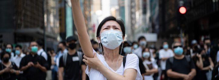 """""""Rapporto 2019-2020"""": un periodo di straordinario attivismo e intensa repressione"""