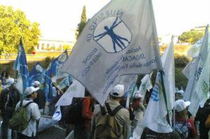 Emilia Romagna: infermieri in strada per dare voce alle speranze disattese