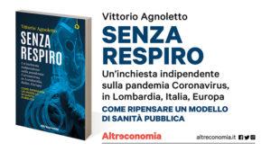 """Lanciata la campagna di crowdfunding per il libro-inchiesta """"Senza Respiro"""" sul coronavirus"""
