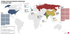 Πυρηνικά όπλα: εκσυγχρονισμός, μικρή διαφάνεια, κίνδυνος νέας κούρσας εξοπλισμών