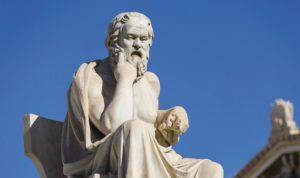 Socrate, il rivoluzionario della nonviolenza
