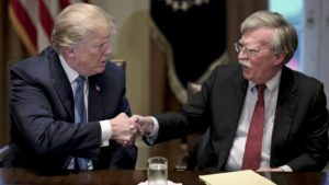 Bolton Weaves a Tall Tale in his Venezuela Chapter