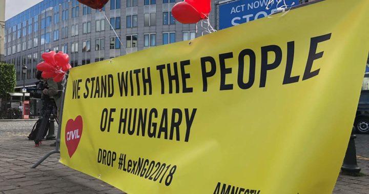 Ungheria, la Corte di giustizia dell'UE giudica discriminatorie e ingiustificate le restrizioni alle attività delle Ong