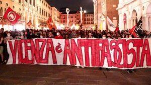 Vicenza: l'antifascismo si impone, ma pochi ne parlano