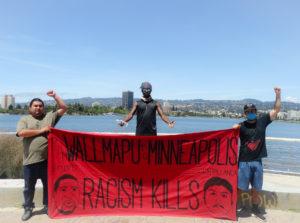 Desde Minneapolis a Walmapu, el racismo mata