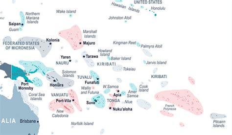 Se reúnen virtualmente organizaciones de la sociedad civil del Foro Regional de las Islas del Pacífico