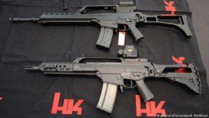 Studie: Deutschland verstieß gegen Rüstungsexportrichtlinien