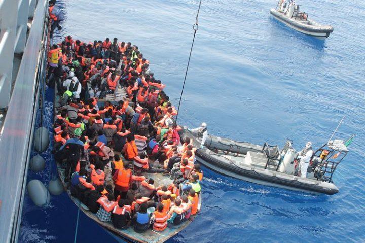 Unter dem Deckmantel der »Schleuserbekämpfung«: Verhinderung von Flucht statt Seenotrettung
