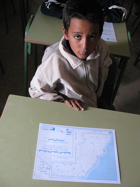 13.-José F Ruiz. Mapas Mudos.2012