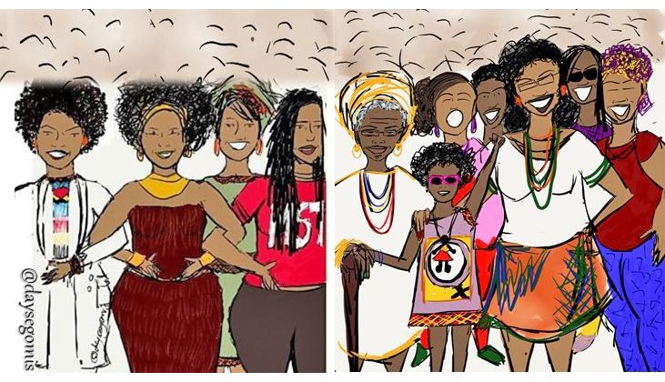 25 juillet – Journée de la femme noire latino-américaine et des Caraïbes