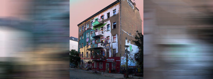 Spaziergang auf den Spuren der Besetzung der Liebigstrasse 34 vor 30 Jahren