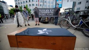 Germany's Green Party calls for end of extraditions to Hong Kong
