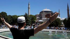 Turkey: Hagia Sophia's first Muslim Friday prayers draw thousands