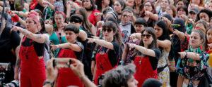 """Petition """"Das Patriarchat ist unser Richter""""  –   Unterstützung für LAS TESIS"""