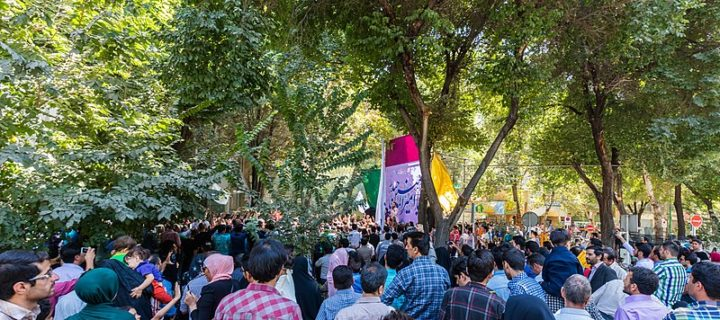 Iran arrests about 30 following Behbahan protests