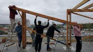 Un nuevo modelo de vivienda participativa: encuentro con la cooperativa de habitantes de Toulouse  Abricoop