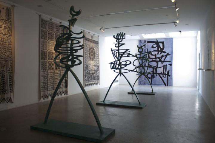 """""""El arte africano alentó a todas las civilizaciones'"""": Conversación con artista argelino Rachid Koraichi"""
