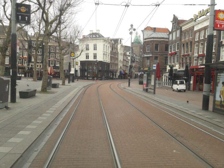 Amsterdam prova un nuovo modello post-coronavirus