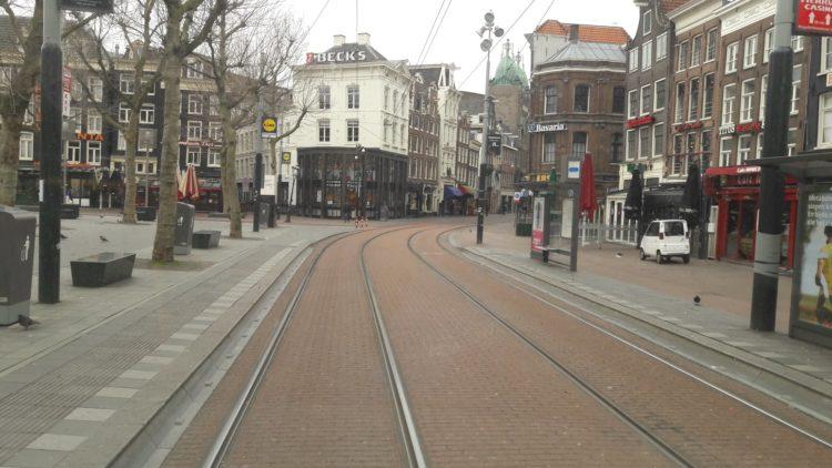 Amsterdam teste le nouveau modèle post-Coronavirus