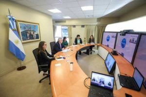 Η Αργεντινή εφαρμόζει σχέδιο δράσης για την έμφυλη βία