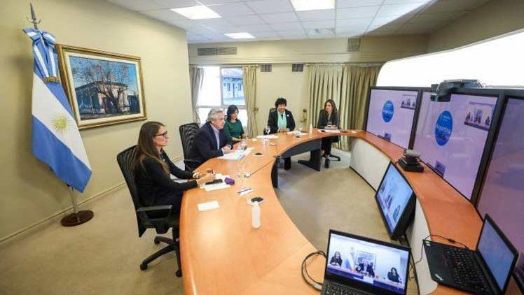 Argentinien setzt Aktionsplan gegen geschlechtsspezifische Gewalt um