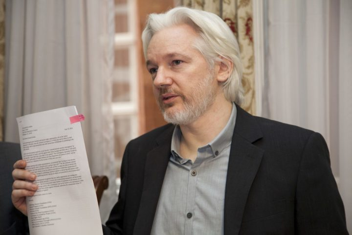 This Year, the Stuttgart Peace Prize is Awarded to Julian Assange.