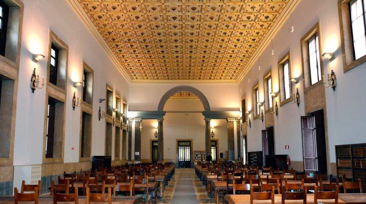 La Biblioteca ferita: a rischio macero diverse centinaia di volumi antichi