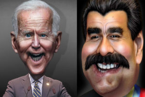VenezolanosConBiden and MAGAzuela: Two sides of the same coin