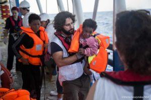 Nasce Resq-People Saving People: una nuova nave di soccorso ai naufraghi del Mediterraneo tutta italiana