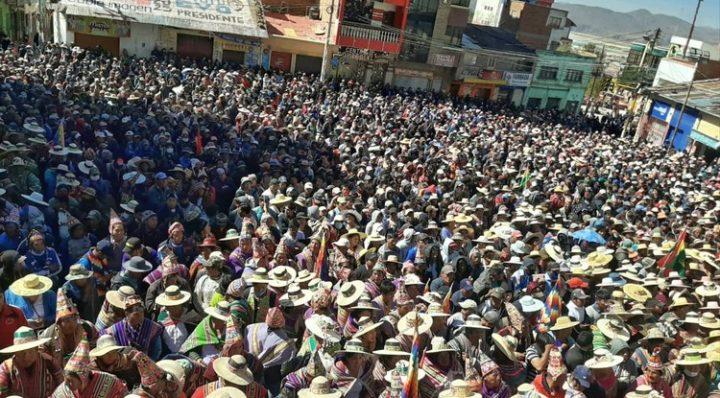 Bolivie : Que se passe-t-il ?