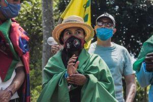 Colombia: Marcha por la dignidad dal Cauca fino a Bogotà