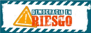 #DemocraciaEnRiesgo: Llamamiento desde Colombia para cuidar la Democracia