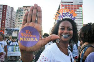 Campanha de incentivo ao voto em mulheres negras é lançada nesta quinta-feira (23)
