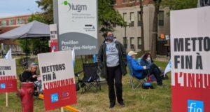 Les professionnelles en soins de la santé du Québec déposent une requête en Cour pour que cesse l'utilisation abusive de l'arrêté ministériel