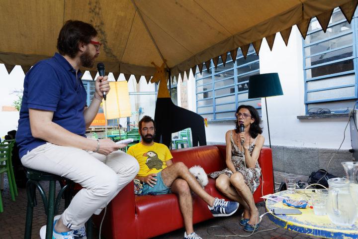 Divine Queer Film Festival ieri a La Grande Bellezza a Torino | Live Talks